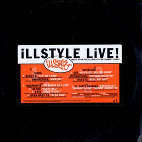 V.A. - Illstyle live