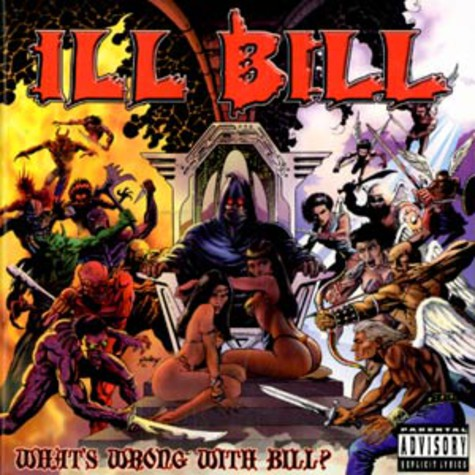 Ill Bill - Whats wrong with Bill