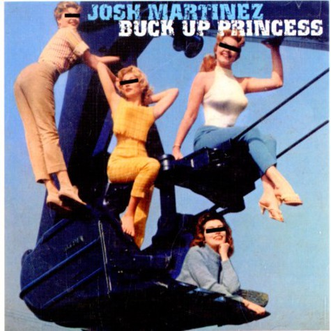 Josh Martinez - Buck up princess