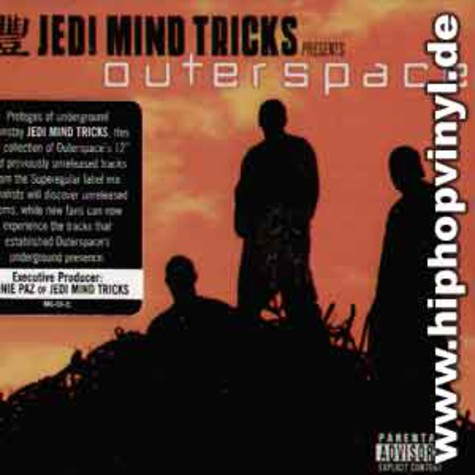 Jedi Mind Tricks presents: - Outerspace