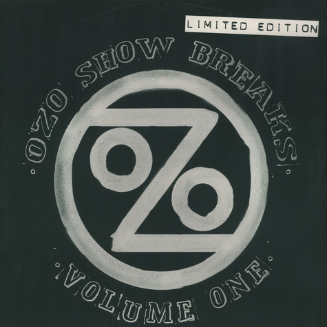 Ozomatli - Ozo Show Breaks Volume 1