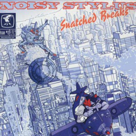 Noisy Stylus - Snatched breaks