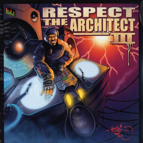 DJ Logilo - Respect the architect volume 3