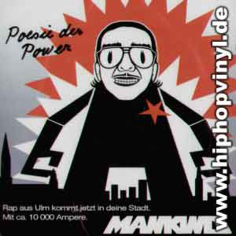 Mankind - Poesie der power