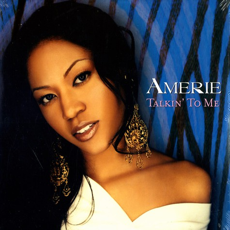 Amerie - Talkin to me Trackmasters remix