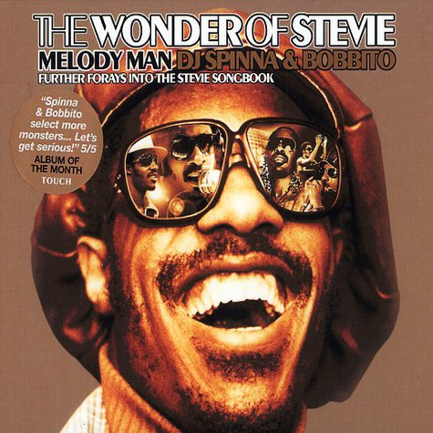 Stevie Wonder - Melody man - mixed by DJ Spinna & Bobbito