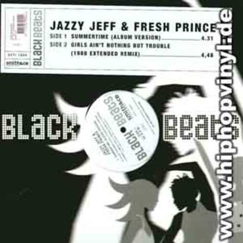 DJ Jazzy Jeff & Fresh Prince - Summertime
