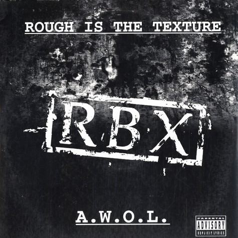 RBX - Rough is the texture