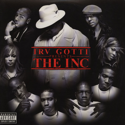Irv Gotti - Irv Gotti Presents The Inc.