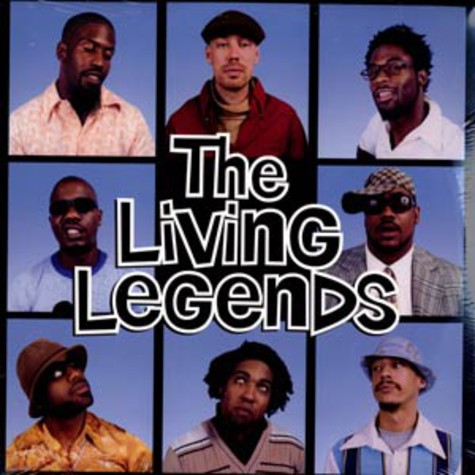 Living Legends - Creative differences