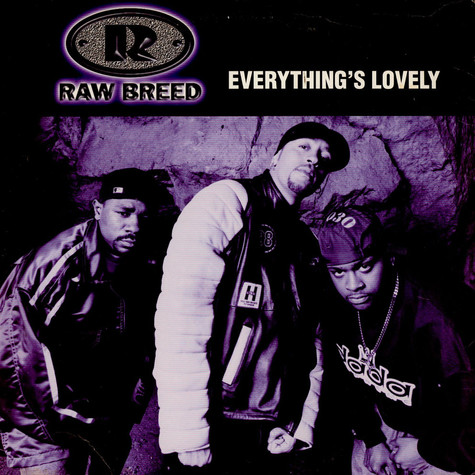 Raw Breed - Everything's Lovely