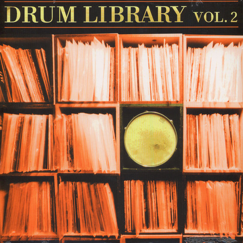 DJ Paul Nice - Drum Library Volume 2