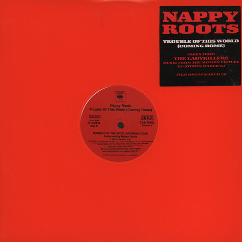 Nappy Roots - Trouble of this world