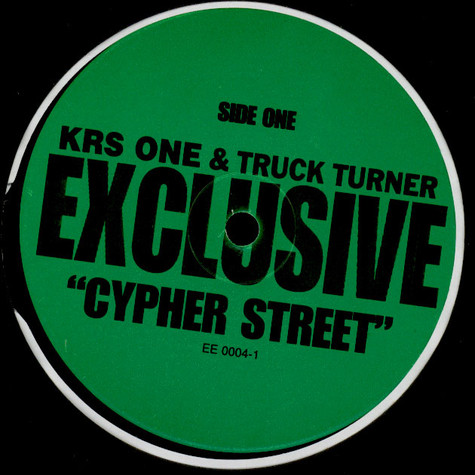 KRS-One / Truck Turner - Cypher Street
