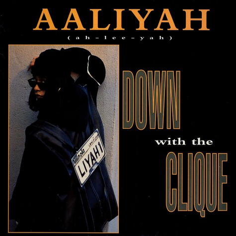 Aaliyah - Down with the clique Remixes