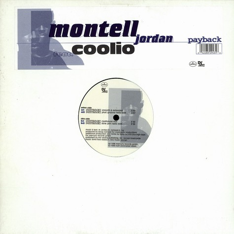 Montell Jordan - Payback feat. Coolio remixes