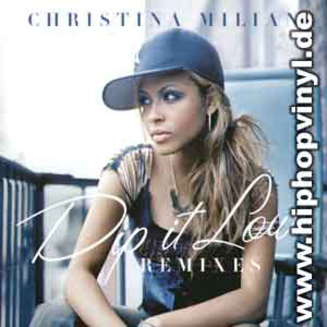 Christina Milian - Dip it low remixes