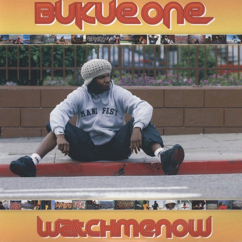 Bukue One - Watch me now