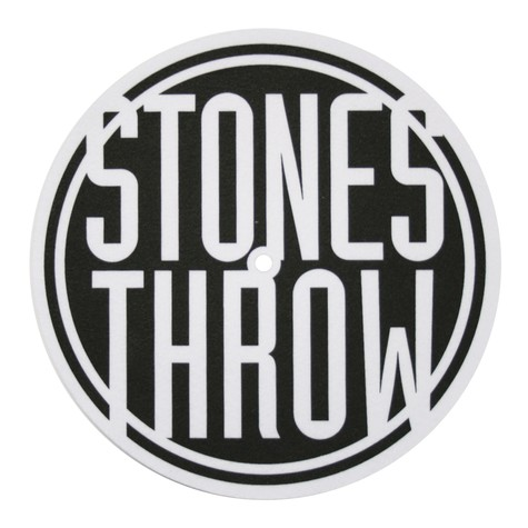 Slipmat - Stones Throw logo
