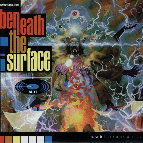 V.A. - Selections From Beneath The Surface