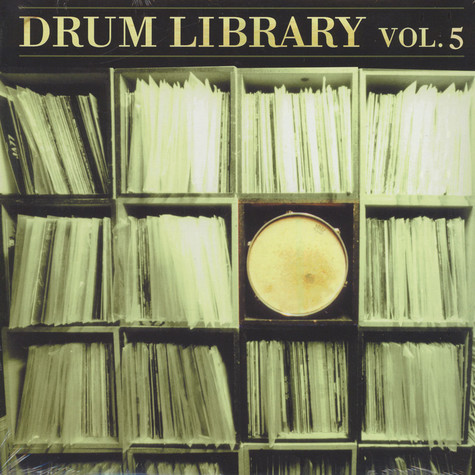 DJ Paul Nice - Drum Library Volume 5