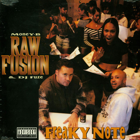 Raw Fusion - Freaky Note