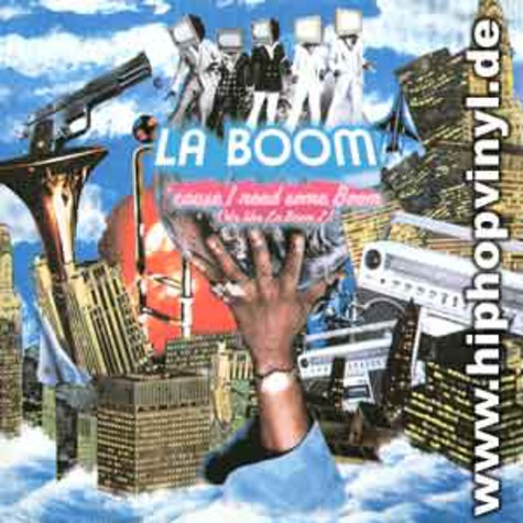 Jan Delay & Tropf - La Boom 'cause i need some boom (we like la boom 2)