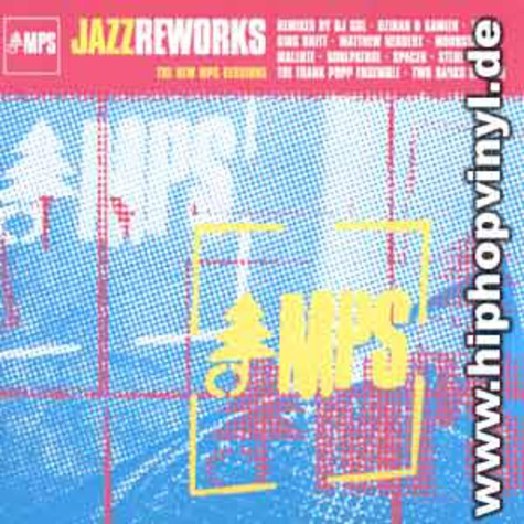 V.A. - MPS Jazz reworks