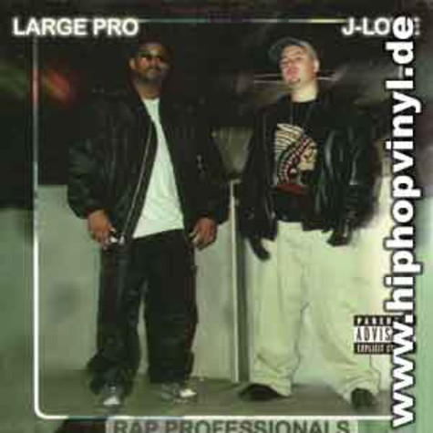 Large Professor & J-Love - Rap professionals