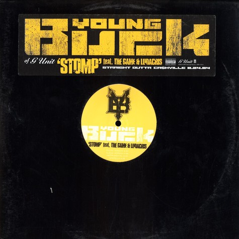 Young Buck of G-Unit - Stomp feat. The Game & Ludacris