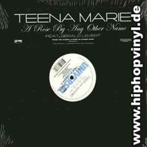 Teena Marie - A rose by any other name feat. Gerald Levert