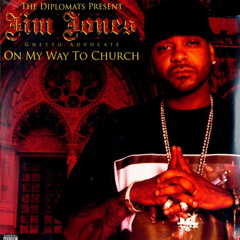 Jim Jones - On my way to church