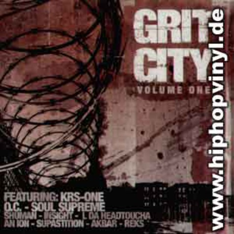 Grit records presents: - Grit city