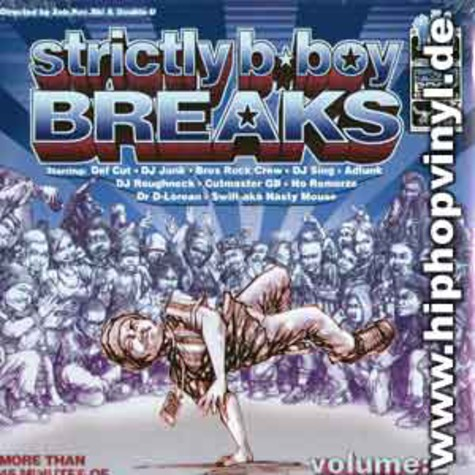 V.A. - Strictly b-boy breaks vol.2