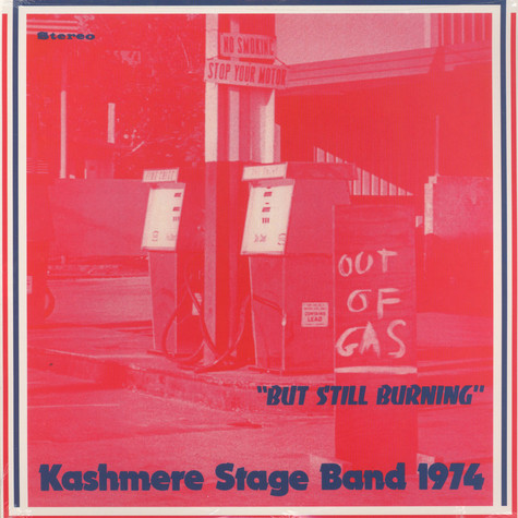 Kashmere Stage Band - But Still Burning