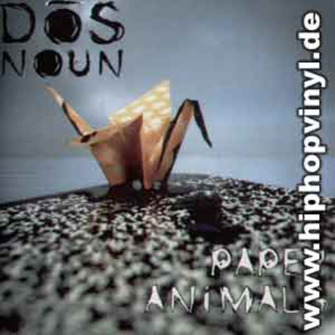 Dos Nous - Paper animals