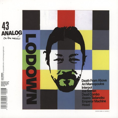 Lodown Magazine - Issue 43 - oct 2004