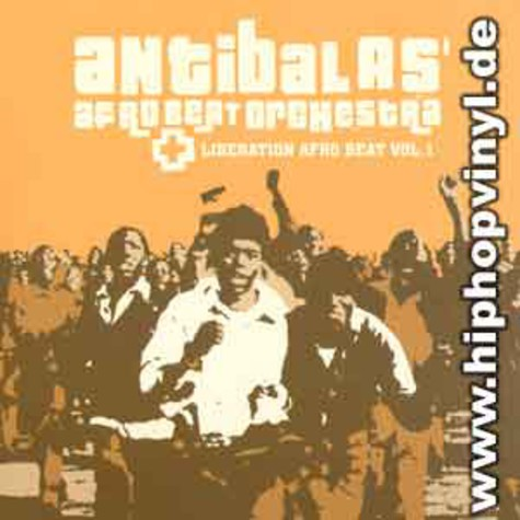 Antibalas - Liberation afro beat vol.1