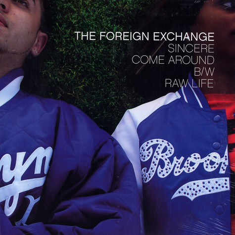 Foreign Exchange, The - Sincere