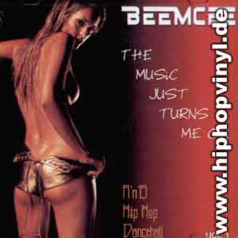 BeeMcee - The music just turns me on vol.1