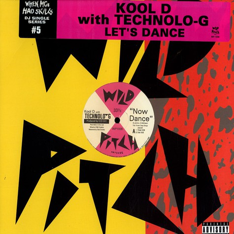 Kool D with Technolo-G - Now dance