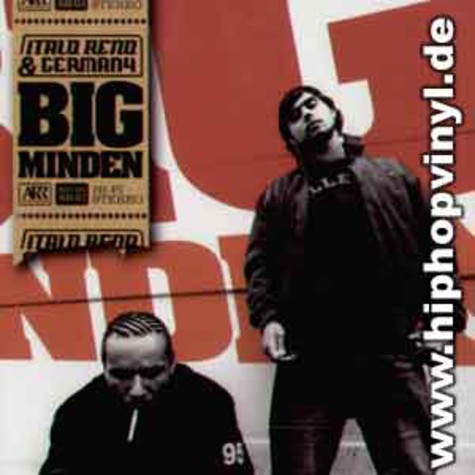 Italo Reno & Germany - Big minden mixtape