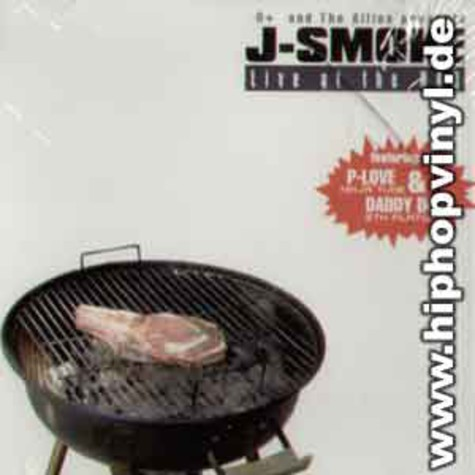 J-Smoke of The Allies - Live at the bbq