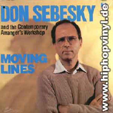 Don Sebesky - Moving lines