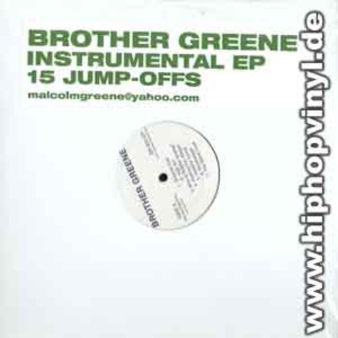 Brother Greene - 15 jump-offs