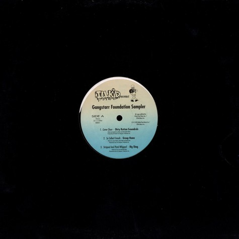V.A. - Ill kid records presents gangstarr foundation sampler