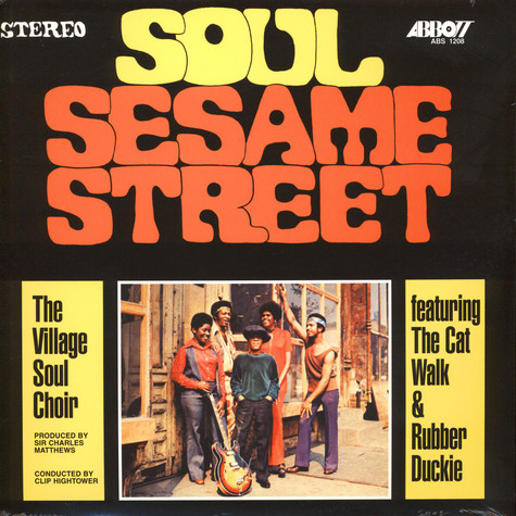 Village Soul Choir - Soul sesame street
