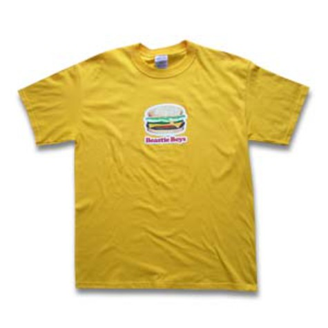 Beastie Boys - Burger T-Shirt