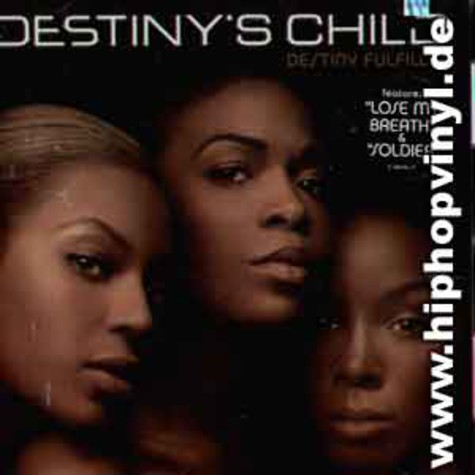 Destinys Child - Destiny fulfilled