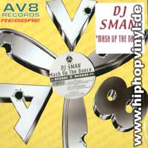 DJ Sman - Mash up the dance